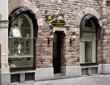 Ribbhagen öppnar i nya ljusa lokaler på Birger Jarlsgatan 2, Stockholm.