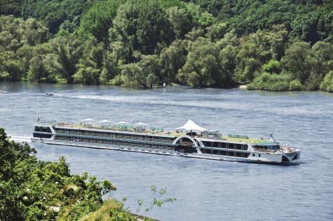Fred. Olsen Cruise Lines ventures into new 'European River Cruising' on 'Brabant' in 2018
