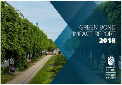 KommuneKredit releases first Green Bond Impact Report and Assurance Statement