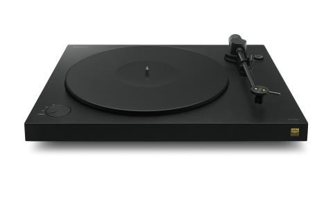 Få vinylen til at synge med ny pladespiller fra Sony