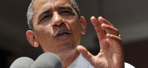 Obama: Keystone OK tied to net carbon impact