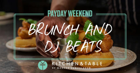 Payday Weekend Brunch