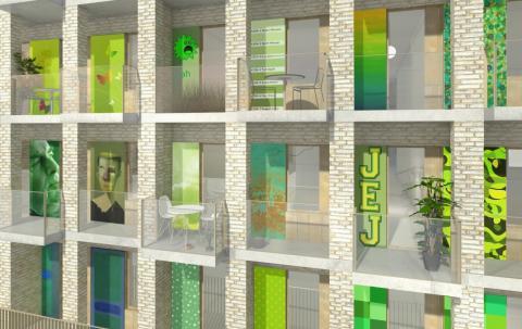 Norra Djurgårdsstaden blickar in i framtiden med arbetet i Södra Värtan