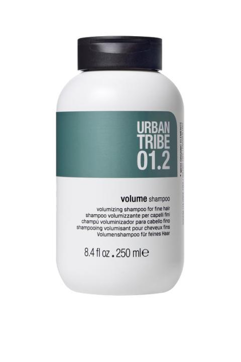 Urban Tribe 01.2 volume shampoo