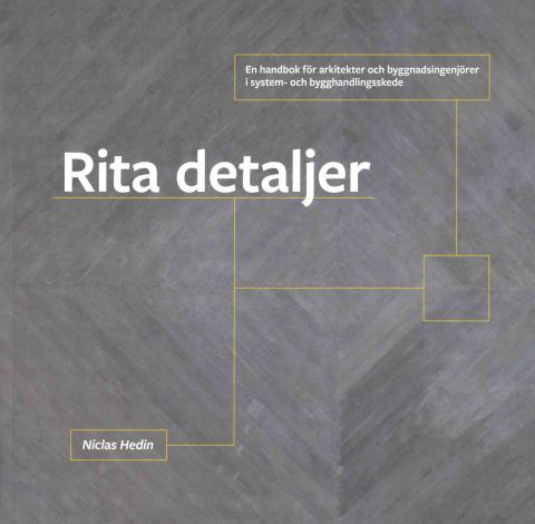 Rita detaljer - ny handbok