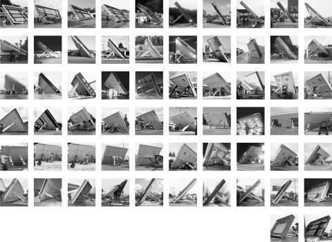 Troløse bilder/Faithless Pictures, Jan Freuchen, 62 Gasolin Stations, 2007-2017