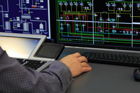 IT-säkerhet i industrin - standarder att bygga på