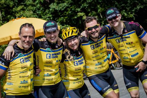 Team Rynkeby - 2017