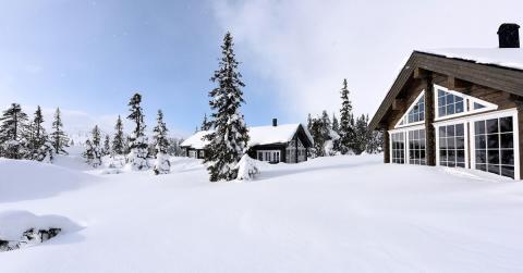 Svensk Fastighetsförmedling i stolt samarbete med SkiStar