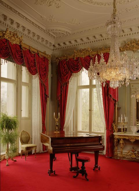Dicksonska Palatset. Foto: Hans Wretling