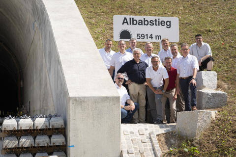 Albabstiegstunnel