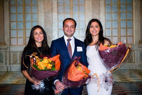 Nominera till entreprenörsutmärkelsen Årets Nybyggare