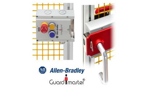 All inclusive! Multifunktionell tillträdesenhet från Allen Bradley GuardMaster