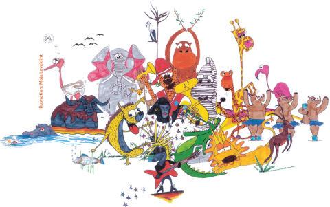 Kul djur i dur – Bohuslän Big Band