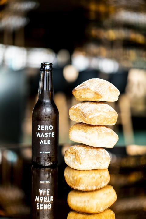 Scandic Zero Waste Ale