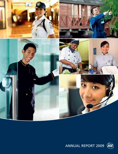 ISS Holding Annual Report 2009