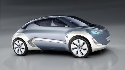 Renault Zoe Z.E. Konceptbil
