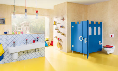 A grown-up world for little heroes - O.novo Kids: the new state-of-the-art collection for the education sector
