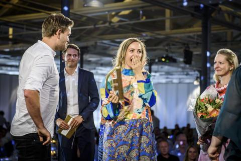Sinful kåret som Danmarks bedste eksportvirksomhed