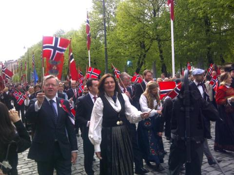 Celebrate Norway's 'National Day' on a Fred. Olsen Cruise Lines' sailing from Harwich in Spring 2014