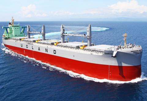 500th ship of TSUNEISHI SHIPBUILDING's long-selling TESS series completed - An eco-ship that has continued to evolve for 30 years