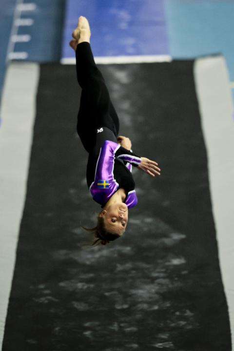 SM i truppgymnastik - kval 5 juli sänds i Gymnastik-TV, finaler 6 juli i SVT Play
