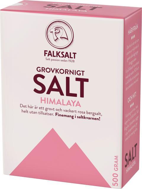 Salt Himalaya grovt 500g
