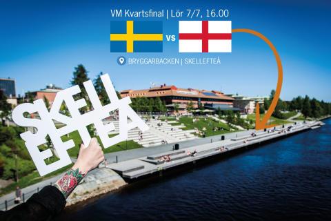 Tillsammans mot VM-guld på Bryggarbacken!