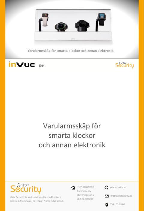 PDF: Varularmsskåp för smarta klockor och annan elektronik