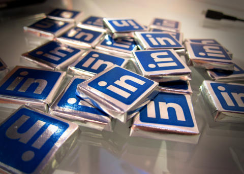 Share your stories on LinkedIn