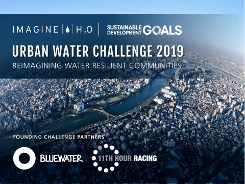 Celebrating World Water Day, Bluewater and 11th Hour Racing announce one-million-dollar 2nd Annual Urban Water Challenge