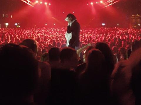 Nick Cave & the Bad Seeds konsert Distant Sky Live in Copenhagen visas på SF Bio den 12 april