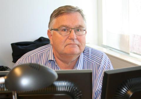 Nordic MedTest: Lars Hjelm