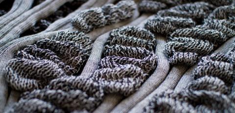 Textilhögskolan visar sin bredd på möbelmässan
