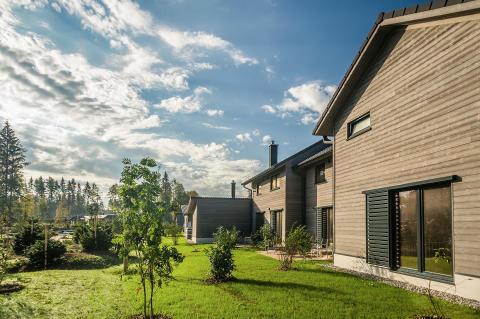 Center Parcs: Villeroy & Boch stattet Ferienhäuser und Restaurants im Park Allgäu aus