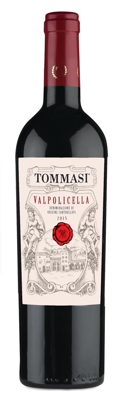 Tommasi Valpolicella DOC 2015