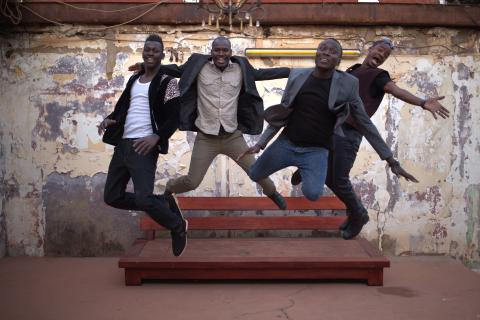 Pressebillede: Songhoy Blues / 12. december i Lille VEGA