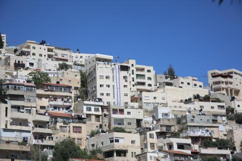 Israel/ockuperade palestinska områden: Turistföretag drar nytta av krigsbrott