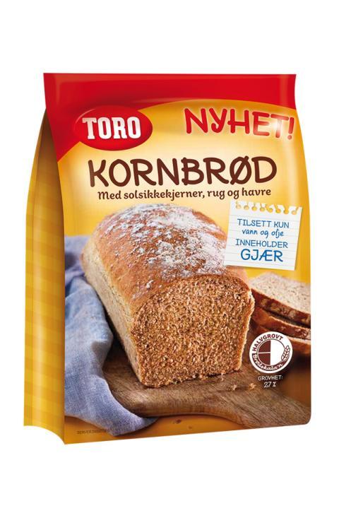 TORO Kornbrød