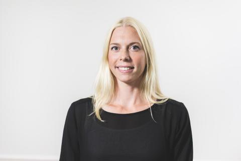 Josefin Lillhage föreläser hos Väsby Promotion