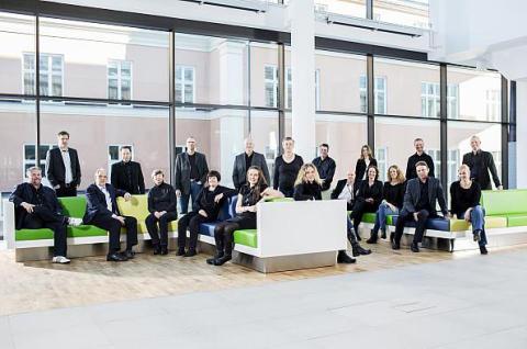 Tema leder uppförandet av J-huset vid Akademiska Sjukhuset i Uppsala