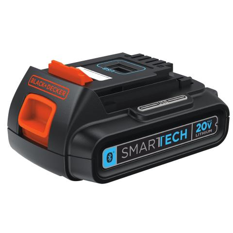 BLACK+DECKER™ introduces SMARTECH™ Batteries