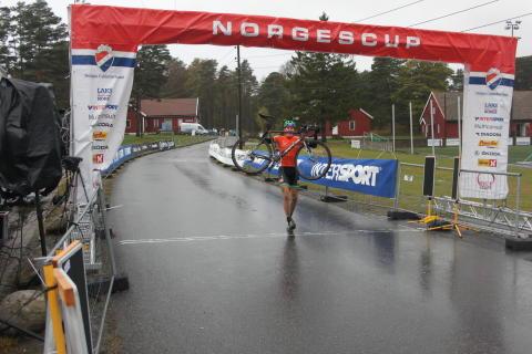 NorgesCup Sykkelkross runde 3 og 4 vel gjennomført i agder-fylkene