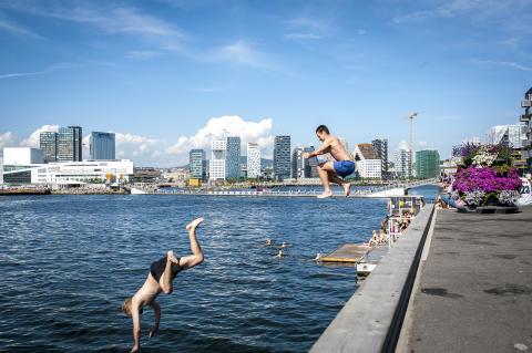 5 modi + 1 per godersi l'estate a Oslo