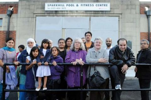 Hope for Birmingham's beleaguered Leisure Centres, amidst recent Threat of Closures