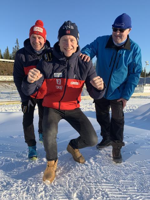 Skiskytterne starter sesongen på Sjusjøen til helgen