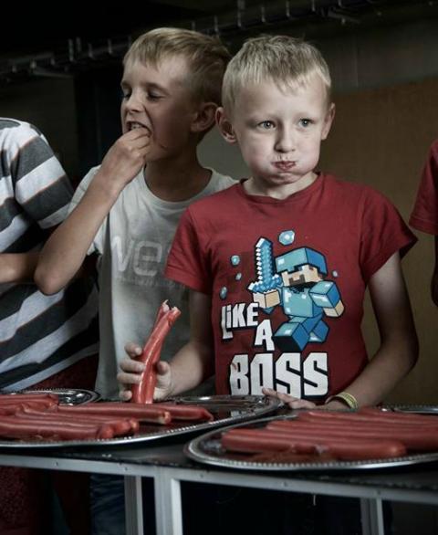 Ærø Dog Days - børn og pølser