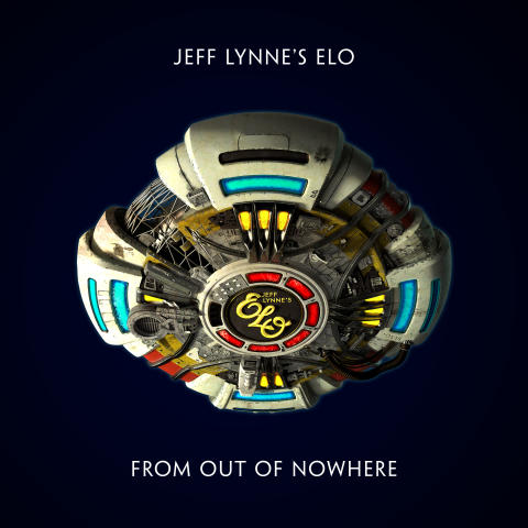 Jeff Lynne - From Out of Nowhere