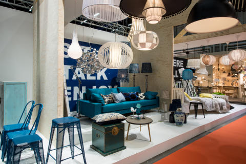 Another highly successful Stockholm Furniture & Light Fair – increased international interest from both visitors and the media