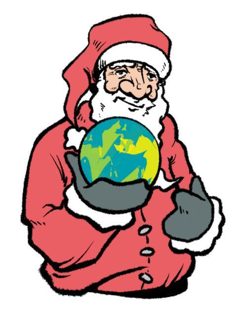 14 procent av svenskarna ändrar sitt julfirande för klimatet
